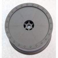 Borrego Wheels for Associated B6 / TLR 22 Rear / Rear / SILVER / 4Pcs