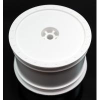 Borrego Wheels for Associated B6 / TLR 22 Rear / Rear / WHITE / 4Pcs