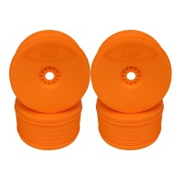 Speedline Plus Truggy Wheels for 1/8 Truggy / ORANGE / 4pcs