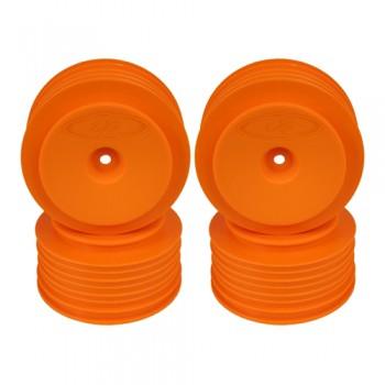 Speedline Plus SC Wheels for Associated SC5M-SC10 /+3mm/ORANGE/4pcs