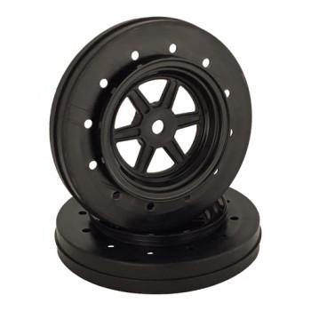 Gambler Wheels for Accelerator Tires / BLACK