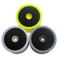 Sticker Disk for Borrego wheels / Matte Black