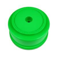 Borrego SC Wheels for Associated SC5M - SC10 - ProSC / +3mm / GREEN