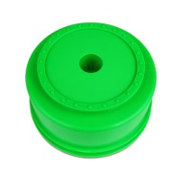 Borrego SC Wheels for Traxxas Slash Rear - Slash 4x4 / GREEN