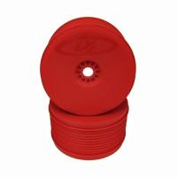 Speedline PLUS Wheels for 1/8 Truggy / RED