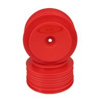 Speedline Plus SC Wheels for Associated SC5M - SC10 - ProSC / +3mm / RED