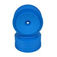 Speedline Plus SC Wheels for Associated SC5M - SC10 - ProSC / +3mm / BLUE