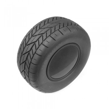 Snap-In Mud Plugs for Speedway Wheels (Black)