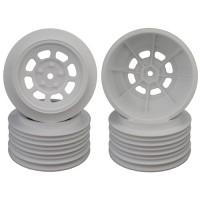Speedway SC Wheels for Associated SC10 / SC5M / +3mm / 29mm BKSP / WHITE / 4Pcs.