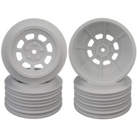 Speedway SC Wheels for Traxxas Slash Front / 19mm BKSP / WHITE / 4Pcs.