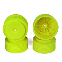 Speedline Plus SC Wheels for TLR 22SCT - TEN-SCTE / TEKNO SCT410 / YELLOW / 4pcs