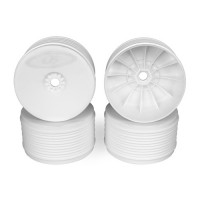 Speedline Plus Truggy Wheels for 1/8 Truggy / WHITE / 4pcs