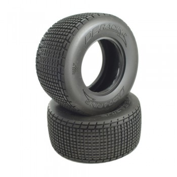 Regulator Late Model Rear Tires / D30 Compound / With Inserts