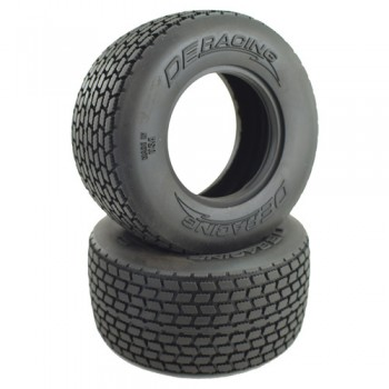 Mini G6T Rear Tires / Modified - Street Stock / D40 Compound / With Inserts