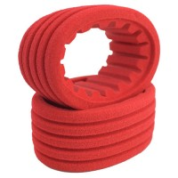 Red Closed Cell Inserts for Regulator and Mini G6T Rear Tires / 2 Pcs.