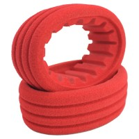 Red Closed Cell Inserts for Outlaw Sprint, Regulator, and Mini G6T Front Tires / 2 Pcs.