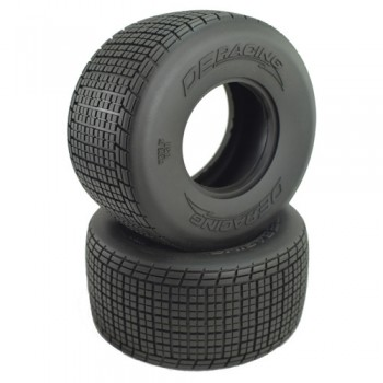 Outlaw Sprint HB Rear Tire / D40 Compound / With Inserts