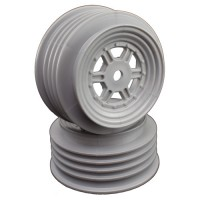 Gambler Front Wheels with 12mm Hex / TLR Offset / SILVER
