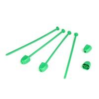 Zip Stix / GREEN / 4pcs