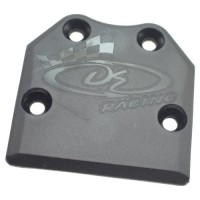 XD Rear Skid Plates for Tekno RC EB48.4 / NB48.4