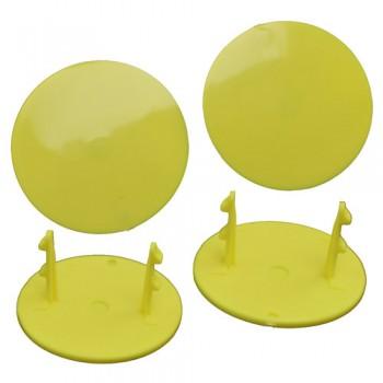 Gambler Snap-In Mud Plugs (Yellow)