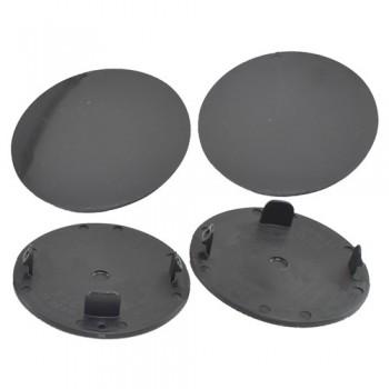 Snap-In Mud Plugs for Speedway Wheels (Black)