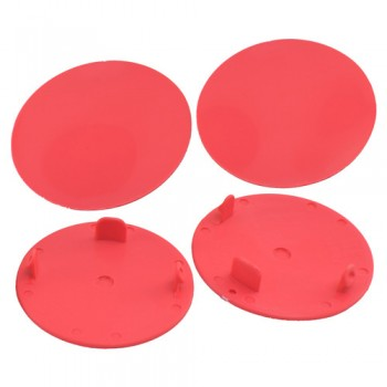 Snap-In Mud Plugs for Speedway Wheels (Pink)