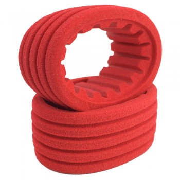 Mini Street Outlaw Tires / Clay Compound / With Inserts