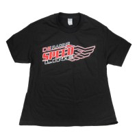 Speedline Shirt / BLACK / MEDIUM