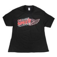 Speedline Shirt / BLACK / XX-LARGE