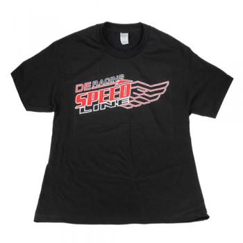 Speedline Shirt / BLACK / X-LARGE