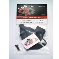 Mud Guards for TLR 8ight - 8ight 2.0 - 8ight 3.0