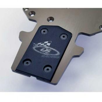 XD Rear Skid Plates for Agama A8 Evo