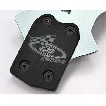 XD Rear Skid Plates for Serpent S811 Cobra - 811T