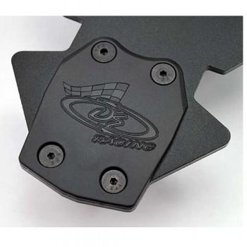 XD Rear Skid Plates for TLR 810 / TEN-T / TEN-SCTE