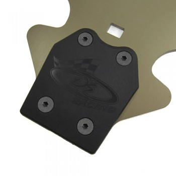 XD Rear Skid Plates for Mugen MBX7R - MBX7T
