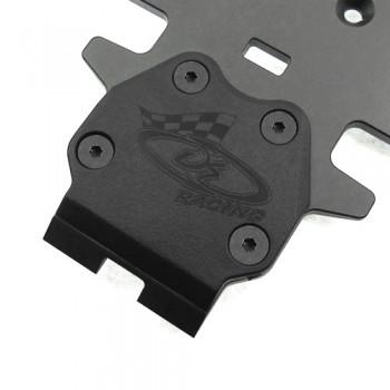 XD Rear Skid Plates for Tekno RC EB48.3 - 48SL - ET48.3 - NT48.3 - SCT410.3