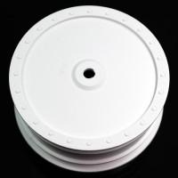 Borrego Wheels for Associated B44.1 - B44.3 / Front / WHITE