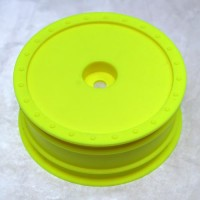 Borrego Wheels for Associated B6 / Kyosho RB6 / Front / YELLOW