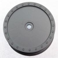 Borrego Wheels for TLR 22 1.0 - 2.0 / Front / SILVER