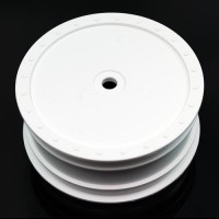 Borrego Wheels for TLR 22 1.0 - 2.0 / Front / WHITE