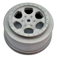 Trinidad SC Wheels for TLR TEN-SCTE - 22SCT / SILVER