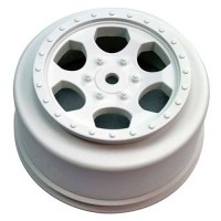 Trinidad SC Wheels for TLR TEN-SCTE - 22SCT / WHITE