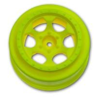 Trinidad SC Wheels for Traxxas Slash Rear - Slash 4x4 / YELLOW