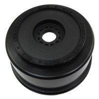 Borrego SC Wheels for Associated SC8 - DB8 / 17mm Hex Conv / BLACK